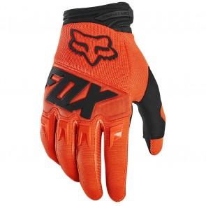 Fox Dirtpaw Race Handschuhe Junior orange