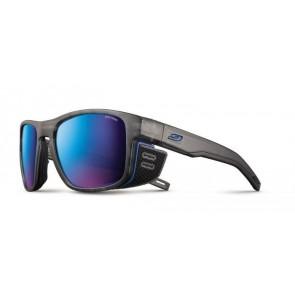 Sonnenbrillen Julbo SHIELD M Grau Blau Spectron 3*