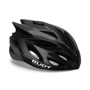MTB Helm Rudy Project Rush Helm schwarz-titanium - Fahrradhelm
