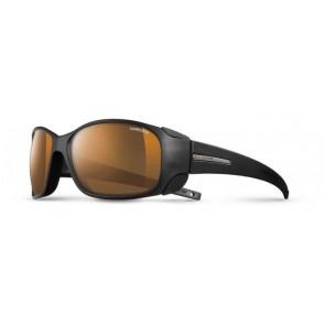 Sonnenbrillen Julbo Monterosa schwarz matt / schwarz Reactiv High Mountain 2-4