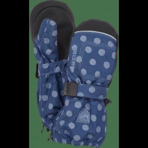 Hestra Baby Zip Long Handschuh Blau