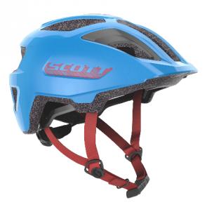 SCOTT MTB-Helm Spunto Junior Helm Blau