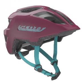 SCOTT MTB-Helm Spunto Junior Helm Violet