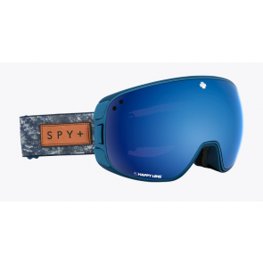Masque de Ski Spy Bravo native nature bleu