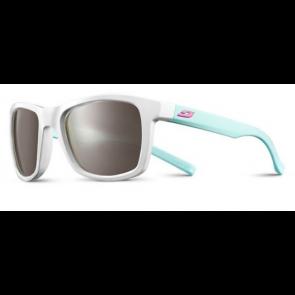Sonnenbrillen Julbo Beach weiß glänzend / blau SP3CF Pink