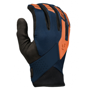 Gants Scott Enduro LF bleu / orange