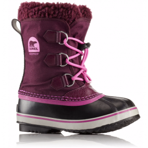 Winterstiefel Sorel Yoot Pac nylon junior purple