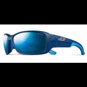 Sonnenbrillen Julbo Run blau mat 3+ polaried