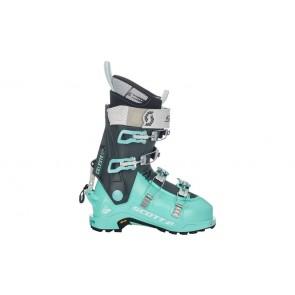 Touring skischuhe Scott Celeste Damen weiss / blau 2021