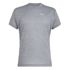 Salewa T-shirt PUEZ MELANGE DRY Grau