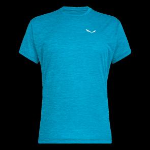 Salewa T-shirt PUEZ MELANGE DRY Blau