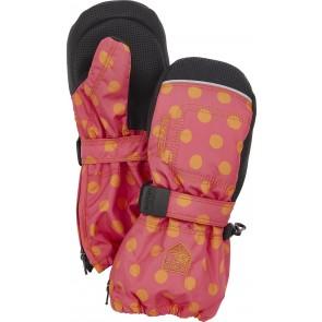 Hestra Baby Zip Long Handschuh Pink