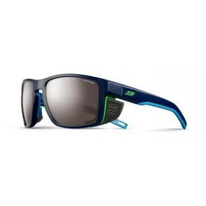 Sonnenbrillen  Julbo SHIELD Blau / Grün - Spektron 4*