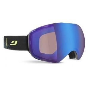Skibrille Julbo SKYDOME Schwarz/Gelb-REACTIV High Mountain 2-4 *