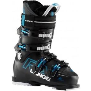 Lange Skischuhe RX 110 Damen schwarz / blau