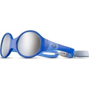 Kinder Sonnenbrillen Julbo Loop L dunkel blau / blau SP4