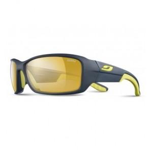 Sonnenbrillen Julbo Run blau / gelb Reactiv 2-4
