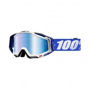 MTB Goggle Ride 100% Racecraft blau