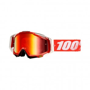 Goggle Ride 100% RAcecraft rot