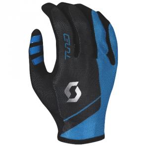 SCOTT Handschuh Traction Tuned Schwarz Blau