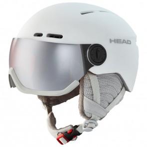 Head Queen Helm weiss 2021