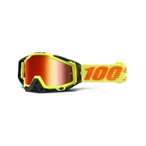 Goggle Ride 100% Racecraft gelb / orange