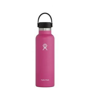Hydro Flask 21 oz Standard Mouth 0.621 L Rosa