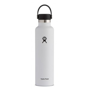 Hydro Flask 24 oz Standard Mouth 0.709 L Weiss