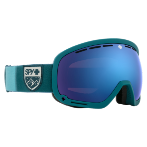 Spy Marshall Brille colorblock teal
