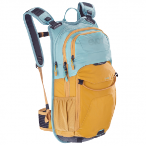 Evoc Stage MTB Rucksack 12L blau / orange
