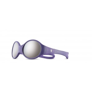 Kinder Sonnenbrillen Julbo Loop L dunkel lila / lila SP4