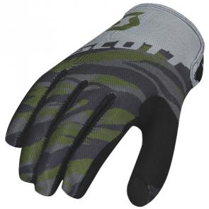 SCOTT 350 Dirt Handschuh Grun