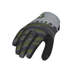 SCOTT 350 Dirt Kinder Handschuh Grun