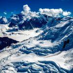 St. Moritz ski resort - a snowy paradise!